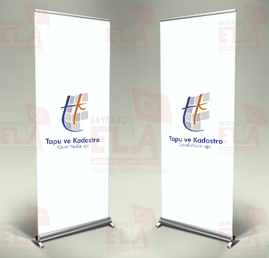 tkgm Banner Roll Up